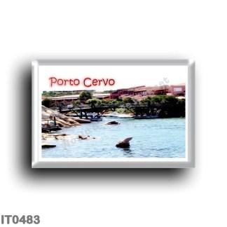 IT0483 Europe - Italy - Sardinia - Porto Cervo
