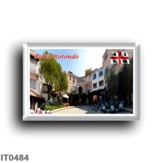 IT0484 Europe - Italy - Sardinia - Porto Rotondo - Piazza