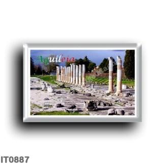 IT0887 Europe - Italy - Friuli Venezia Giulia - Aquileia - Roman Ruins