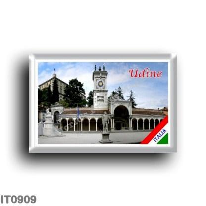 IT0909 Europe - Italy - Friuli Venezia Giulia - Udine - piazza Liberta