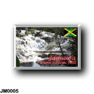 JM0005 America - Jamaica - Dunn's River Falls