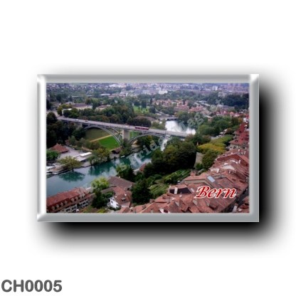 CH0005 Europe - Switzerland - Bern