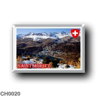CH0020 Europe - Switzerland - Saint Moritz