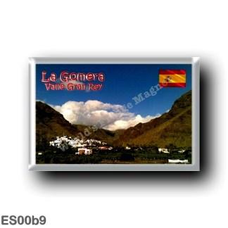 ES00b9 Europe - Spain - Canary Islands - La Gomera - Valle Gran Rey