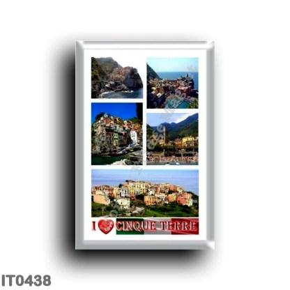 IT0438 Europe - Italy - Liguria - Cinque Terre - I Love