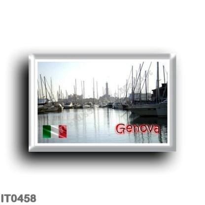 IT0458 Europe - Italy - Liguria - Genoa - Porto