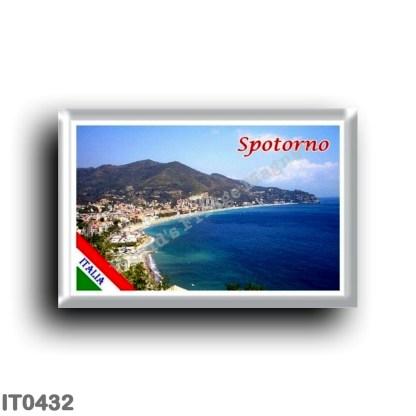 IT0432 Europe - Italy - Liguria - Spotorno