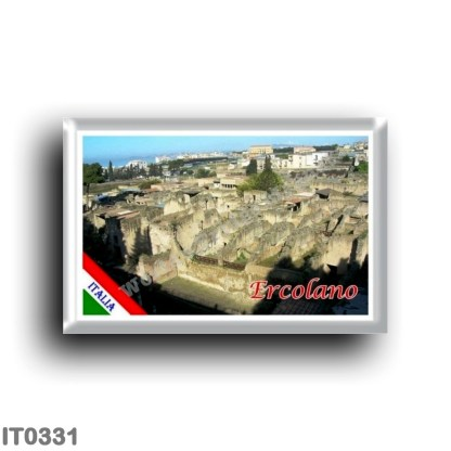 IT0331 Europe - Italy - Campania - Ercolano - Herculaneum