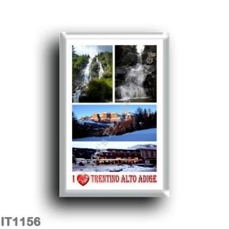IT1156 Europe - Italy - Trentino Alto Adige - I Love