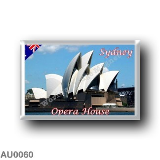 AU0060 Oceania - Australia - Sydney - Opera House