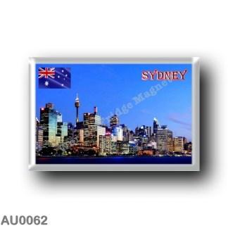 AU0062 Oceania - Australia - Sydney - Central Business District