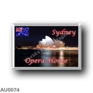 AU0074 Oceania - Australia - Sydney - Opera House