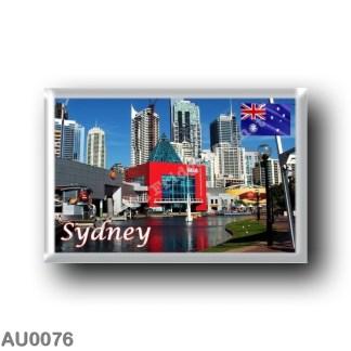 AU0076 Oceania - Australia - Sydney - District