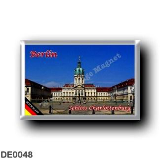 DE0048 Europe - Germany - Berlin - Schloss Charlottenburg
