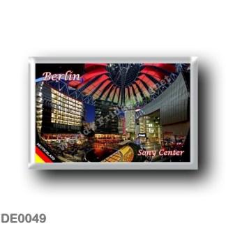 DE0049 Europe - Germany - Berlin - Sony Center