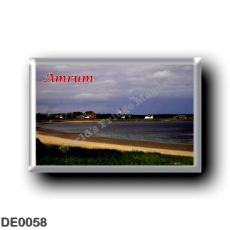 DE0058 Europe - Germany - Friesische Inseln - Frisian Islands - Amrum - shore