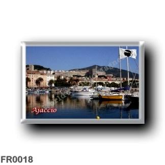 FR0018 Europe - France - Corsica - Ajaccio - Port