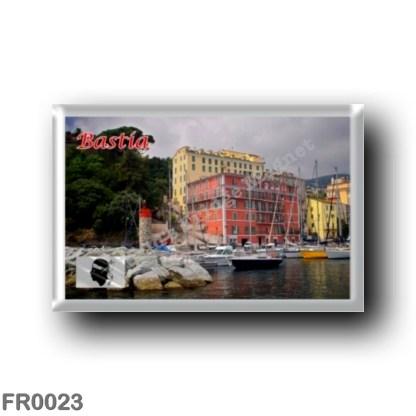 FR0023 Europe - France - Corsica - Bastia - Panorama