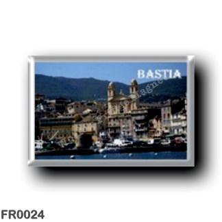 FR0024 Europe - France - Corsica - Bastia - Panorama