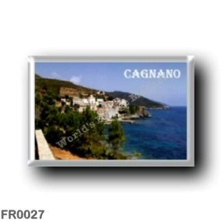 FR0027 Europe - France - Corsica - Cagnano