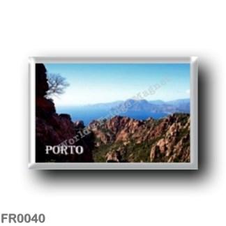 FR0040 Europe - France - Corsica - Porto