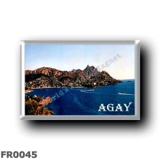 FR0045 France - French Riviera - Côte d'Azur - Agay