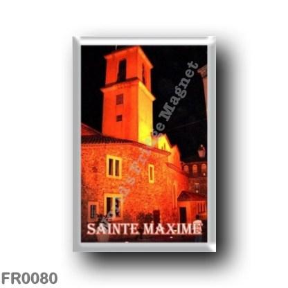 FR0080 Europe - France - French Riviera - Côte d'Azur - Sainte Maxime