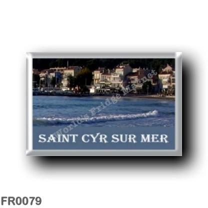 FR0079 Europe - France - French Riviera - Côte d'Azur - Saint-Cyr-sur-Mer
