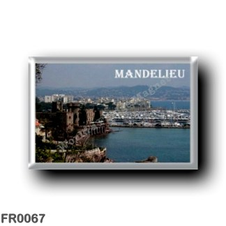FR0067 Europe - France - French Riviera - Côte d'Azur - Mandelieu