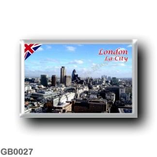 GB0027 Europe - England - London - City