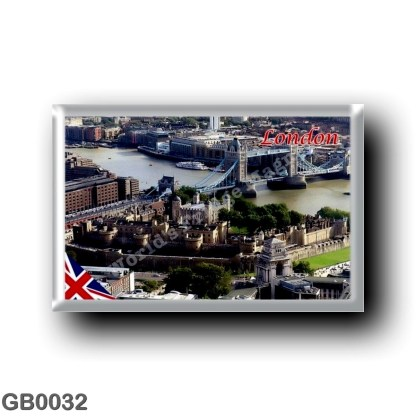 GB0032 Europe - England - London - Panorama