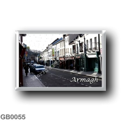GB0055 Europe - Northern Ireland - Armagh