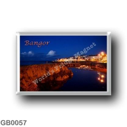 GB0057 Europe - Northern Ireland - Bangor