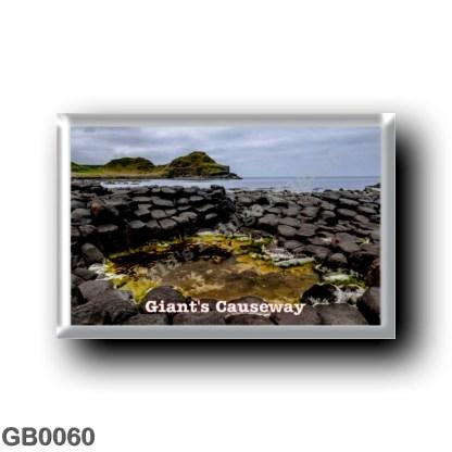 GB0060 Europe - Northern Ireland - Giant's Causeway