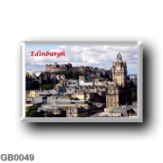 GB0049 Europe - Scotland - Edinburgh