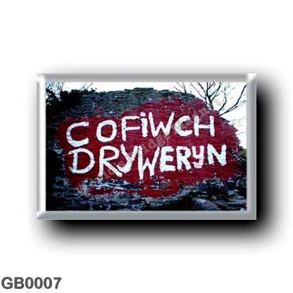 GB0007 Europe - Wales - Capel Celyn