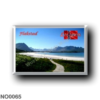 NO0065 Europe - Norway - Lofoten - Flakstad