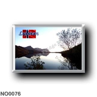 NO0076 Europe - Norway - Lofoten - Panorama