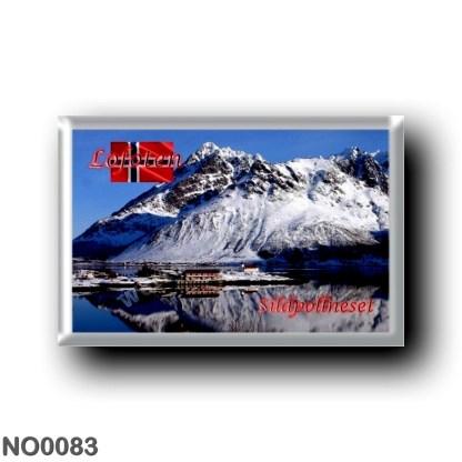 NO0083 Europe - Norway - Lofoten - Sildpollneset