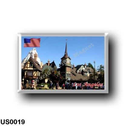 US0019 America - United States - Los Angeles - Disneyland Fantasyland
