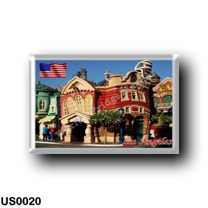 US0020 America - United States - Los Angeles - Disneyland Mickey's Toontown