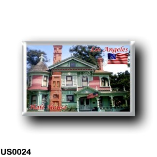 US0024 America - United States - Los Angeles - Hale House