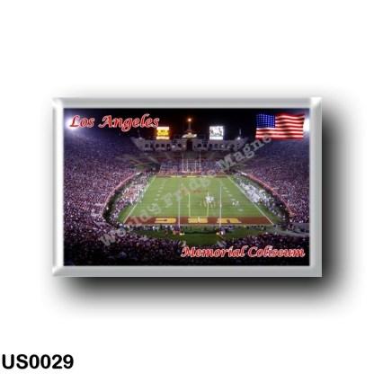US0029 America - United States - Los Angeles - Memorial Coliseum