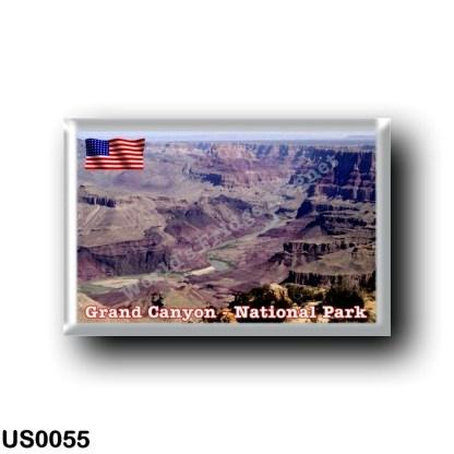 US0055 America - United States - National Park - Grand Canyon - Panorama - Nationa Park