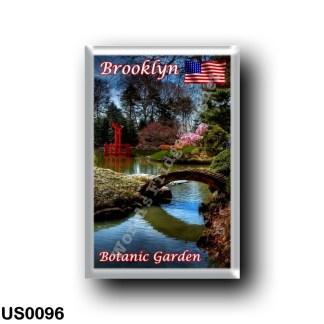 US0096 America - United States - New York City - Broclyn Botanic Garden