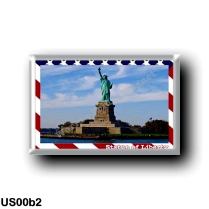 US00b2 America - United States - New York City - Statue of Liberty