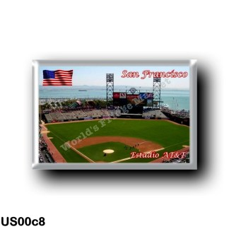 US00c8 America - United States - San Francisco - Estadio AT&T