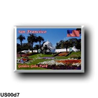US00d7 America - United States - San Francisco - Golden Gate Park