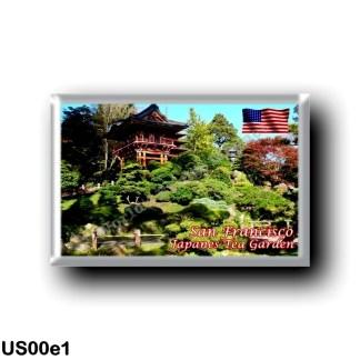 US00e1 America - United States - San Francisco - Japanes Tea Garden