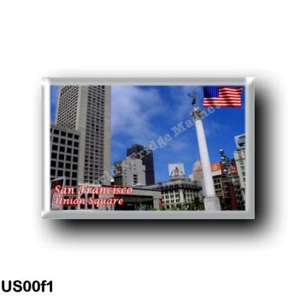 US00f1 America - United States - San Francisco - Union Square